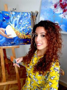 Syam Koukeb Artiste peintre Albi - Toulouse - Sarcelles